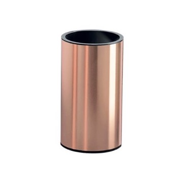 Rose Gold Free Standing Toothbrush Holder