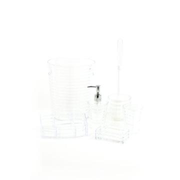 Bathroom Accessory Set, Gedy GL6081-00