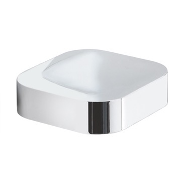 Wall Mounted Square Soap Dish