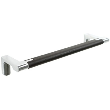 Towel Bar 14 Inch Wenge Wood Towel Bar 4321-30-19 Gedy 4321-30-19