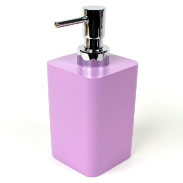 Square Contemporary Soap Dispenser