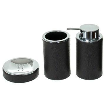 Round 3 Piece Accessory Set, Free Stand