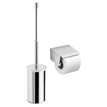 Canarie Bathroom Toilet Accessory Set