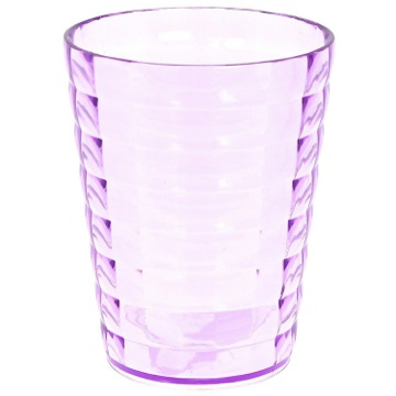 Round Lilac Toothbrush Holder