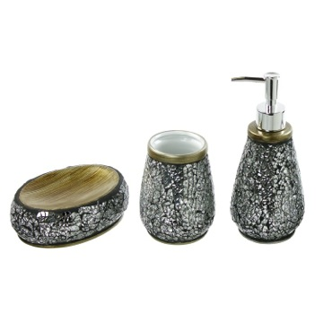Bathroom Accessory Set, Gedy MY100-73