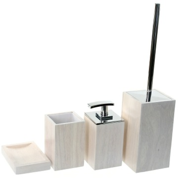 Bathroom Accessory Set, Gedy PA181-02
