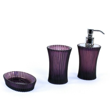Bathroom Accessories purple bathroom accessories : Lavender Bathroom Accessories