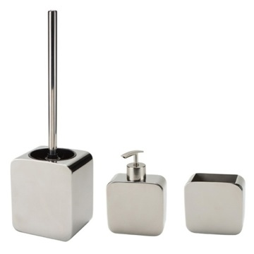 Free Standing Bathroom Accessory Set
