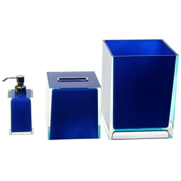 Blue 3 Piece Accessory Set