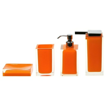 Rainbow Orange Accessory Set of Thermoplastic Resins
