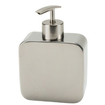 Chrome Free Standing Soap Dispenser