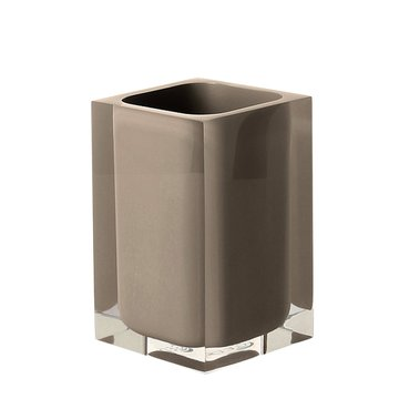 Square Turtledove Toothbrush Holder