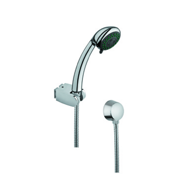 Handheld Showerhead, Contemporary, Chrome, Brass, Gedy Superinox, Gedy SUP1053