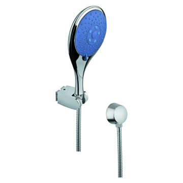 Handheld Showerhead, Contemporary, Chrome, Brass, Gedy Superinox, Gedy SUP1055