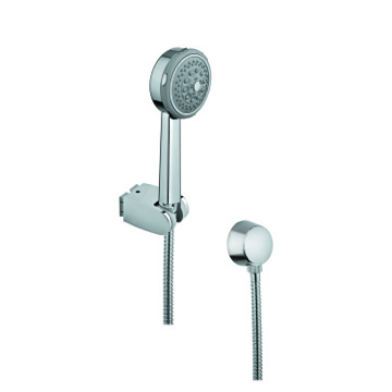 Handheld Showerhead, Contemporary, Chrome, Brass, Gedy Superinox, Gedy SUP1056