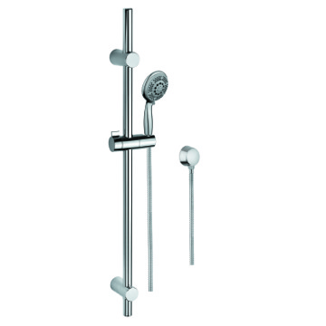 Handheld Showerhead, Contemporary, Chrome, Brass,Stainless Steel,ABS, Gedy Superinox, Gedy SUP1112