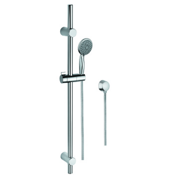 Handheld Showerhead, Contemporary, Chrome, Brass,Stainless Steel,ABS, Gedy Superinox, Gedy SUP1115