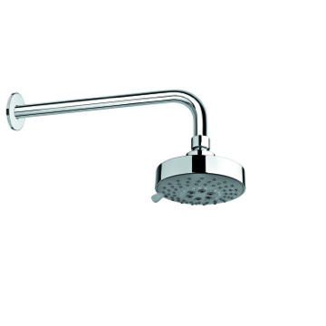 Shower Head, Contemporary, Chrome, ABS,Stainless Steel, Gedy Superinox, Gedy SUP1122
