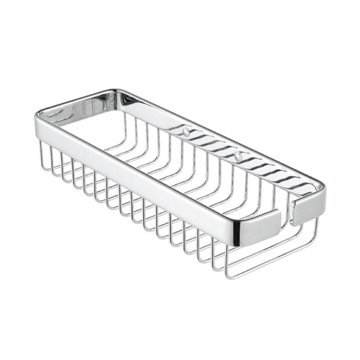 Chrome Single Shower Basket 2602-02