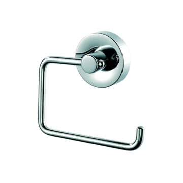 Toilet Paper Holder Round Chrome Toilet Roll Holder 5509 Geesa 5509