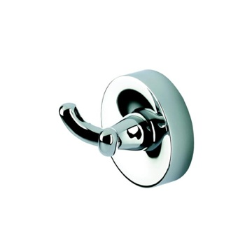 Bathroom Hook Chrome Towel or Robe Hook 5515 Geesa 5515