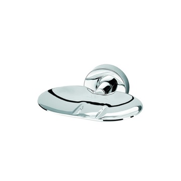 Soap Dish Chrome Wall Mounted Soap Holder 5558 Geesa 5558