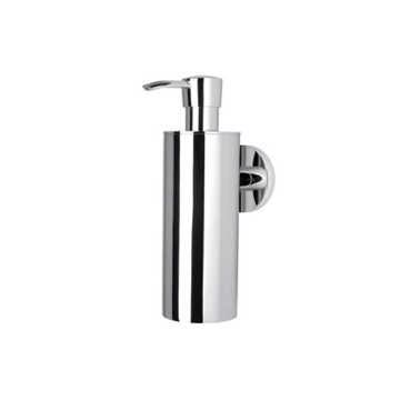 Wall Mounted Chrome Soap Dispenser