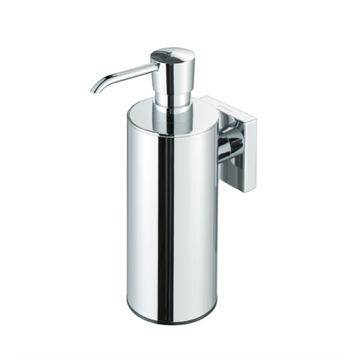 Chrome Brass Soap Dispenser