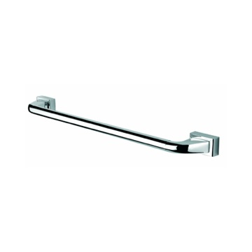 Modern 24 Inch Chrome Towel Bar