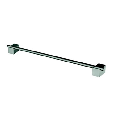 Towel Bar 24 Inch Satin Nickel Towel Bar 7507-05 Geesa 7507-05