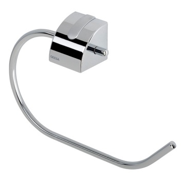 Towel Ring Contemporary Polished Chrome Towel Ring 8004-02 Geesa 8004-02