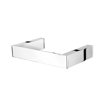 Square Chrome Towel Ring