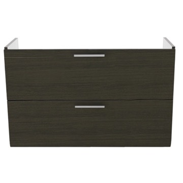 38 Inch Wall Mount Vanity Cabinet
