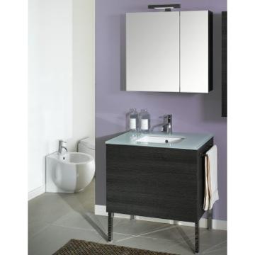 32 inch bathroom vanity set