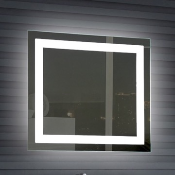 32 x 28 Inch Illuminated Vanity Mirror