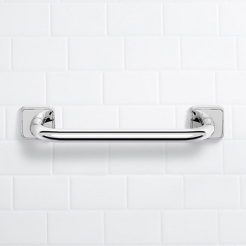 11 Inch Polished Chrome Grab Bar