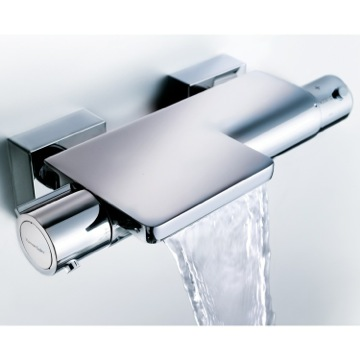 Tub Filler Wall Mounted Brass Thermostatic Shower Mixer With Tub Faucet US-2639S Ramon Soler US-2639S