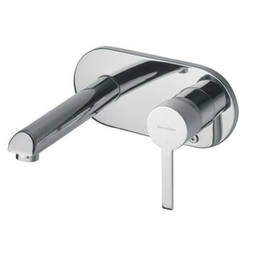 Tub Filler Wall Mounted Single Lever Sink Faucet US-3320 Ramon Soler US-3320
