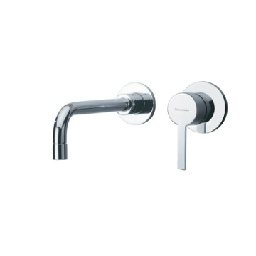 Tub Filler Wall Mounted Sink Faucet with Single Hole Single Lever US-3321 Ramon Soler US-3321