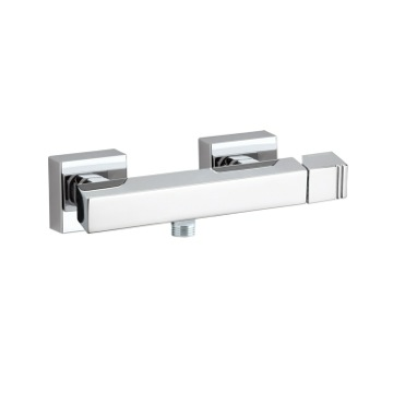 Tub Filler Wall Mounted Brass Shower Mixer In Chrome Finish US-4708S Ramon Soler US-4708S