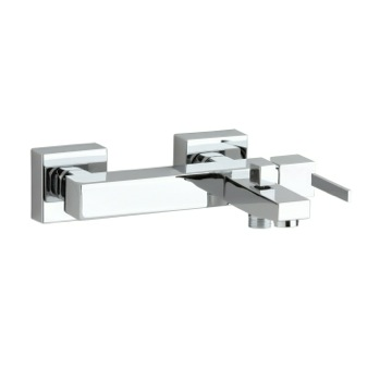 Tub Filler Wall Mounted Brass Tub Faucet In Chrome Finish US-4905S Ramon Soler US-4905S