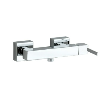 Tub Filler Wall Mounted Brass Shower Mixer In Chrome Finish US-4908S Ramon Soler US-4908S