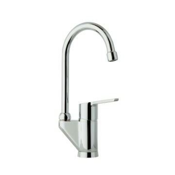 Kitchen Sink Faucet Kitchen Sink Single Hole Faucet with Swivel Spout US-5506Y Ramon Soler US-5506Y