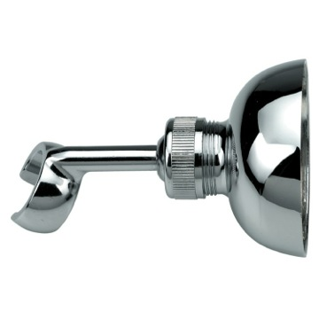 Chromed ABS Adjustable Shower Holder