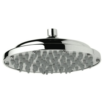 Contemporary Large Chrome Rain Shower Head