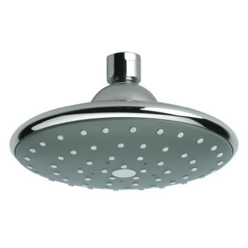 Modern Style Rain Shower Head In Chrome Finish