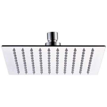 Shower Heads, Contemporary, Chrome, Stainless Steel, Remer Head Showers, Remer 357UFS40