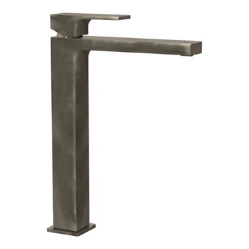 Modern Vessel Sink Faucet in Brushed Nickel