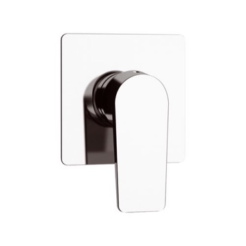 Wall Mounted Shower Mixer in Multiple Finishes
