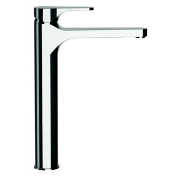 Tall 7 Inch Bathroom Faucet In Chrome Finish